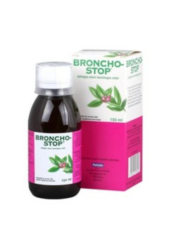 Bronchostop köhögés elleni belsőleges oldat  150ml
