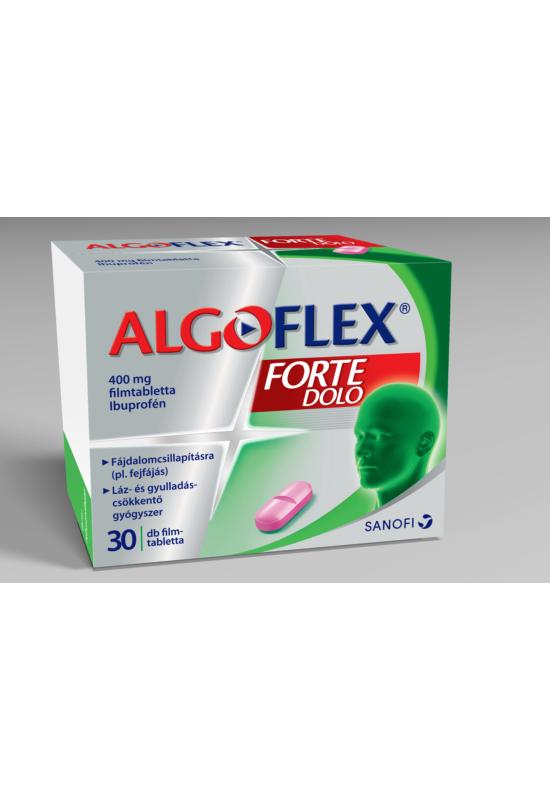 ALGOFLEX Forte Dolo400 mg filmtabletta 30x