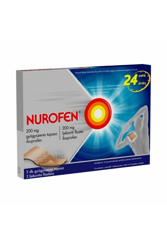 Nurofen 200 mg gyógyszeres tapasz