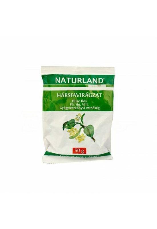 NATURLAND HÁRSFAVIRÁG  tea 50g