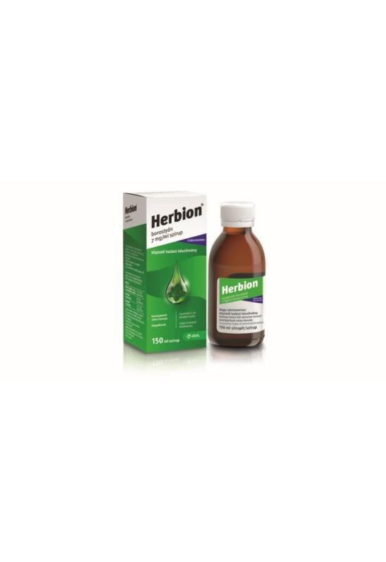 HERBION BOROSTYÁN 7 MG/ML SZIRUP - 150 ML