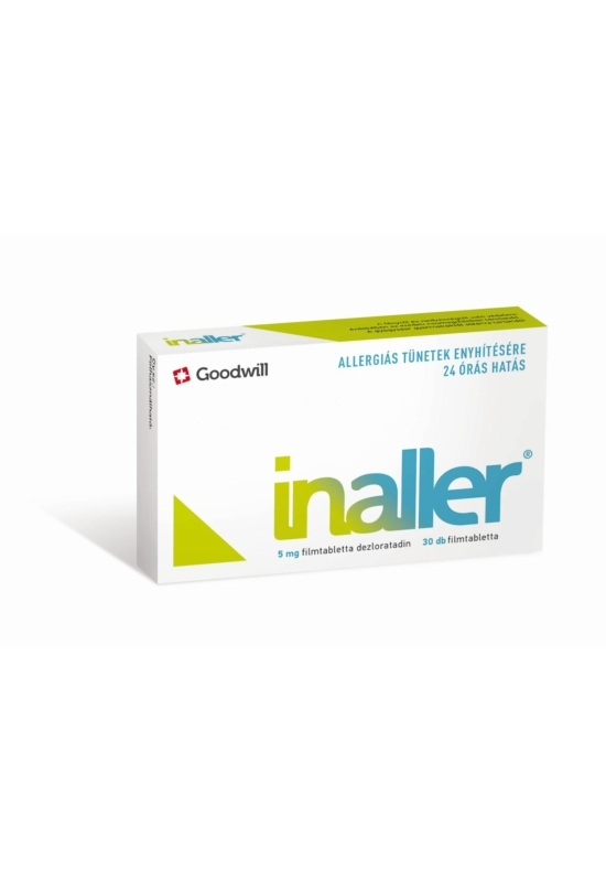 Inaller 5mg filmtabletta 30x