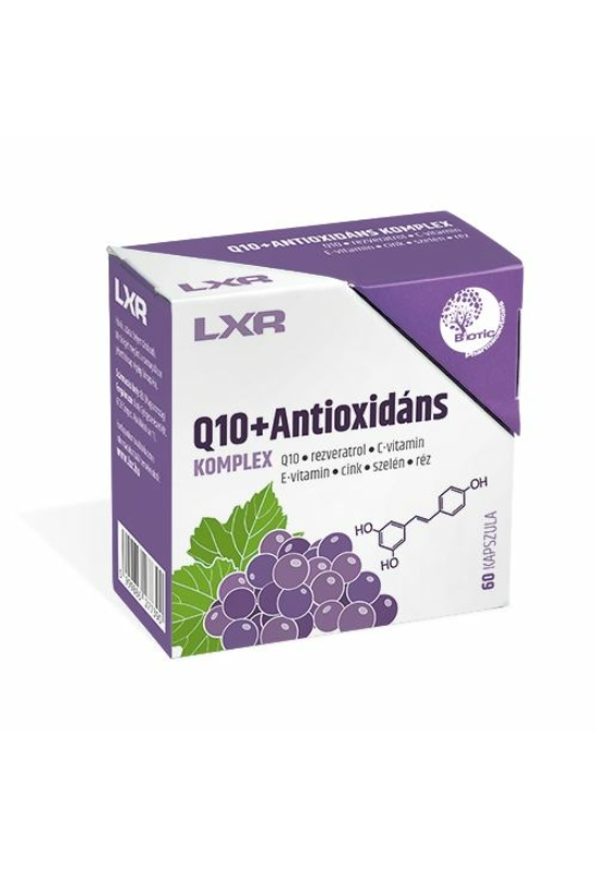 LXR ANTIOXIDÁNS KOMPLEX - 60X