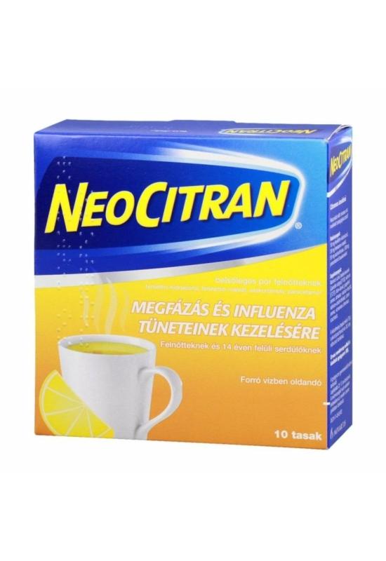 Neo Citran belsőleges por felnőtteknek 10x