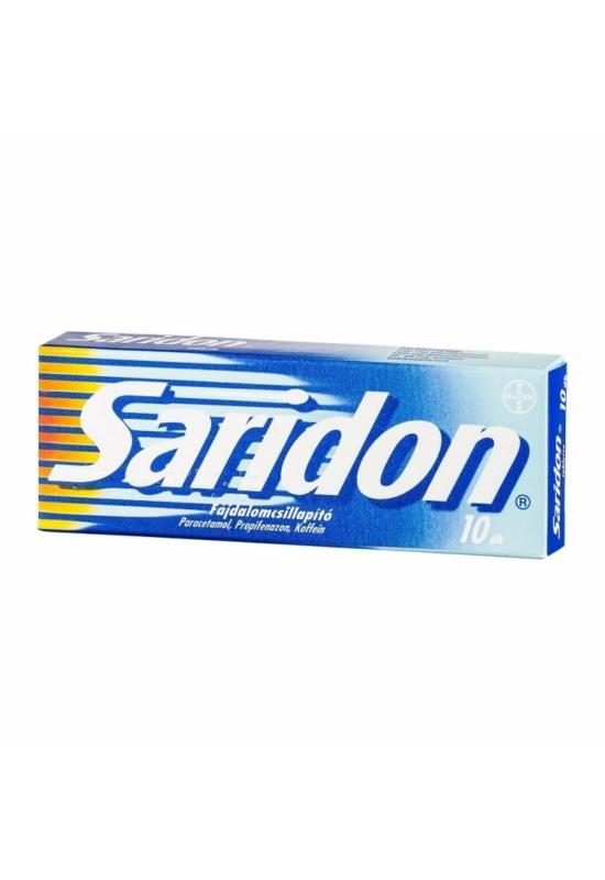 SARIDON TABLETTA - 10X