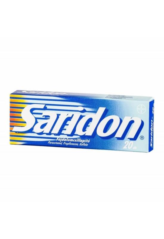 SARIDON TABLETTA  20X