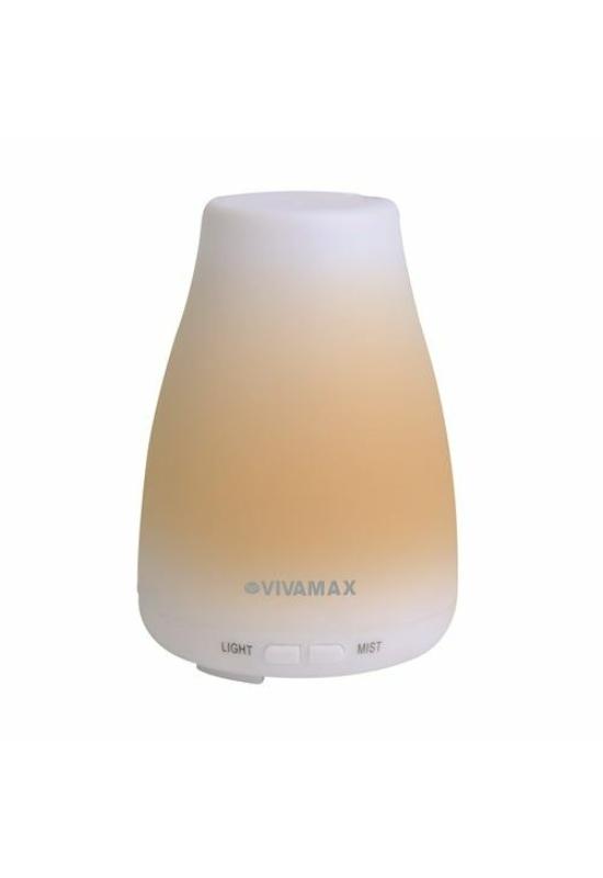 Vivamax Ultrahangos aroma párologtató és éjszakai fény GYVH35