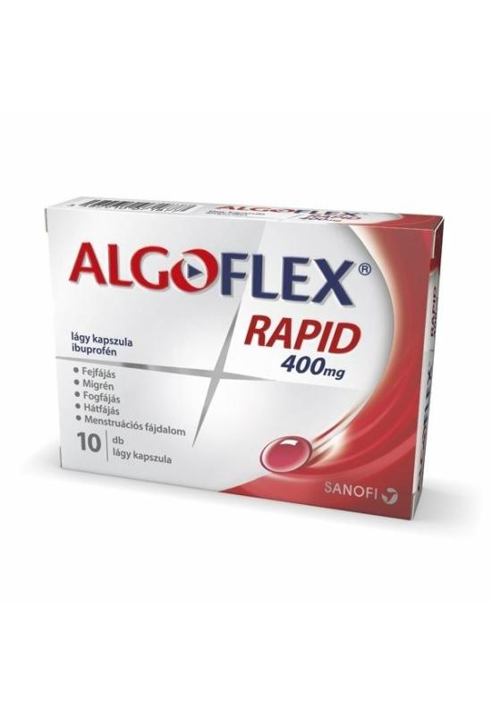 ALGOFLEX RAPID 400 mg filmtabletta 10x