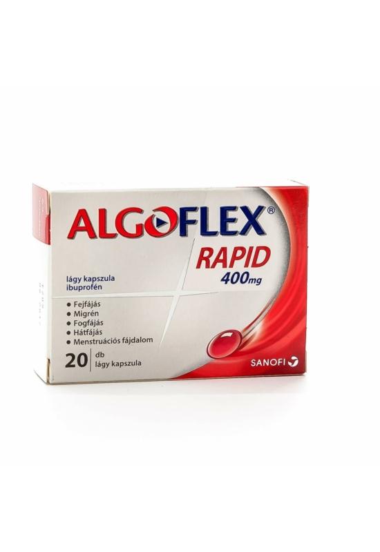 ALGOFLEX RAPID 400 mg filmtabletta 20x