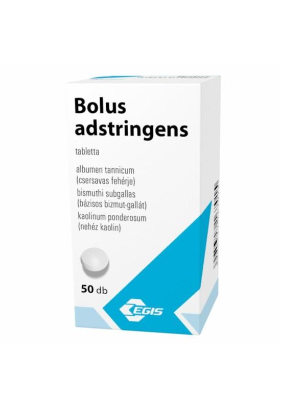 BOLUS ADSTRINGENS TABLETTA - 50X
