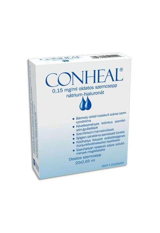 CONHEAL 0,15MG/ML OLD SZEMCSEPP - 20X0,65ML