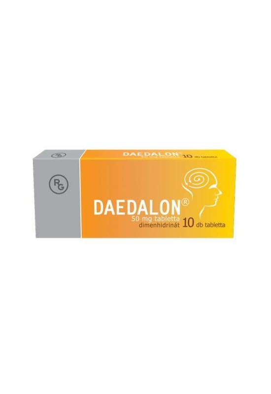 DAEDALON 50 MG TABLETTA - 10X