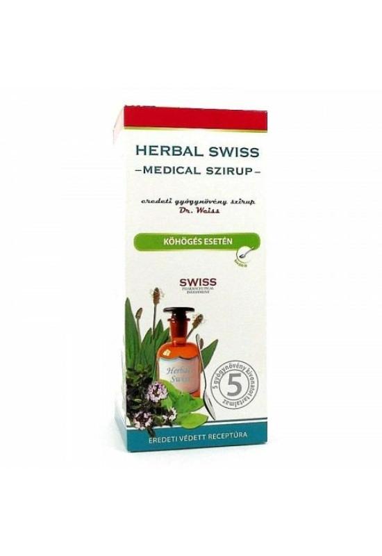HERBAL SWISS MEDICAL SZIRUP - 300ML