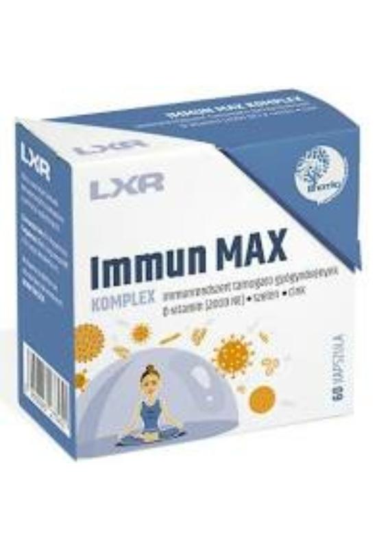LXR Immun MAX Komplex – 60x