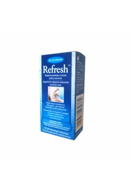REFRESH CONTACTS SZEMCSEPP - 15ML