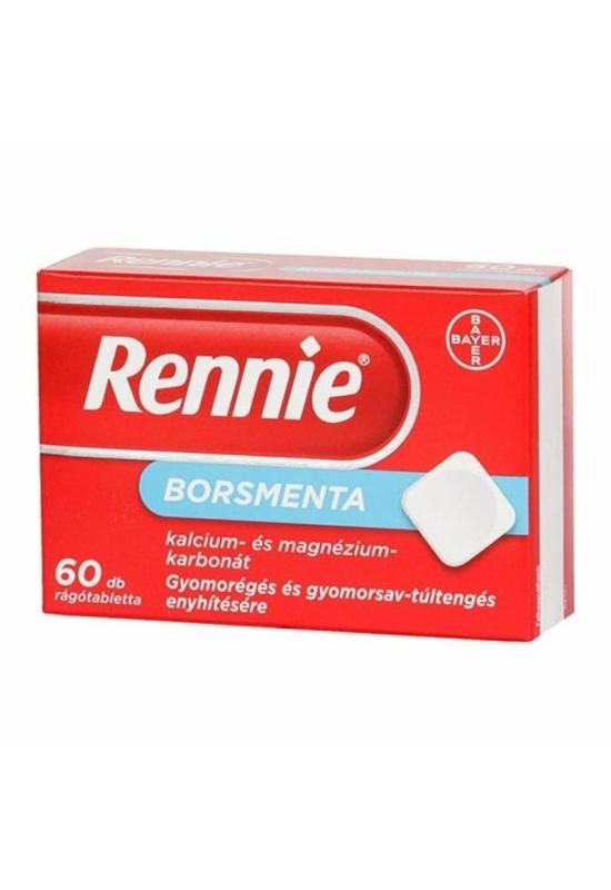 RENNIE RÁGÓTABLETTA - 60X