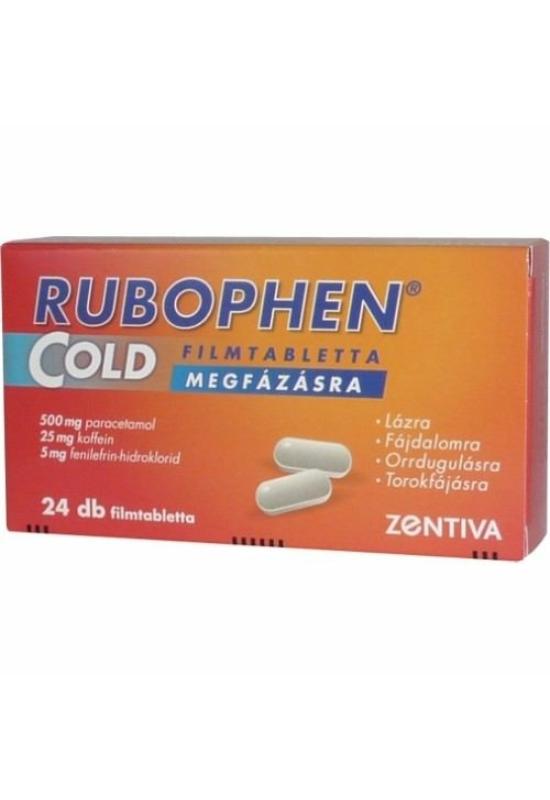RUBOPHEN COLD FILMTABLETTA  - 24X