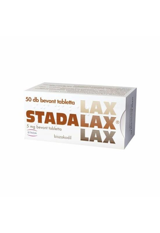 STADALAX 5 MG BEVONT TABLETTA - 50X