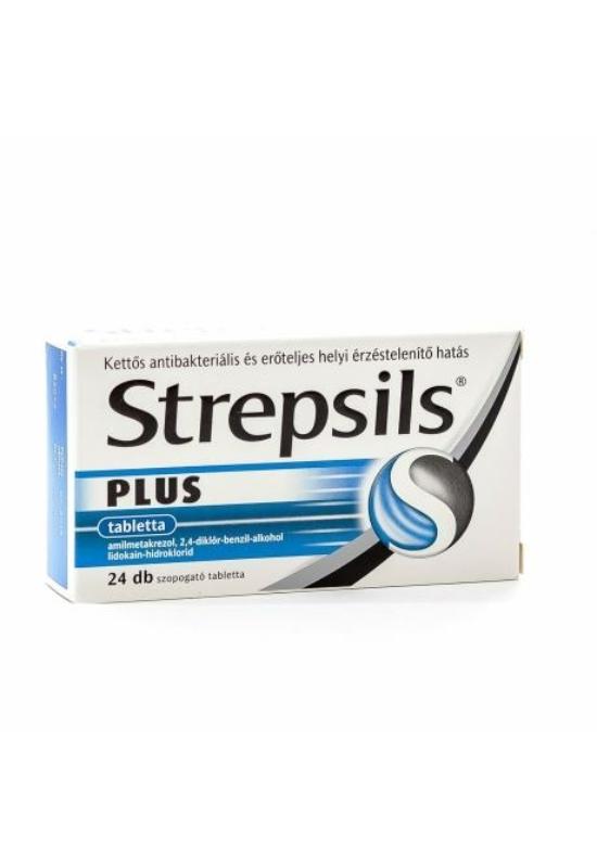 STREPSILS PLUS TABLETTA - 24X