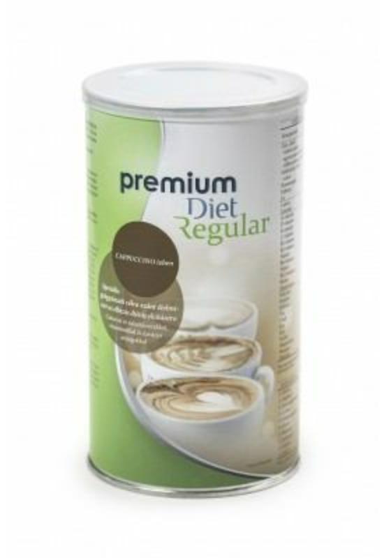 Premium Diet Regular cappuccino ízben