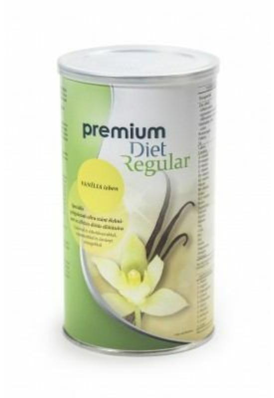 Premium Diet Regular vanília ízben