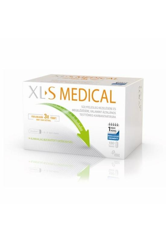 XLS MEDICAL TABLETTA - 180X